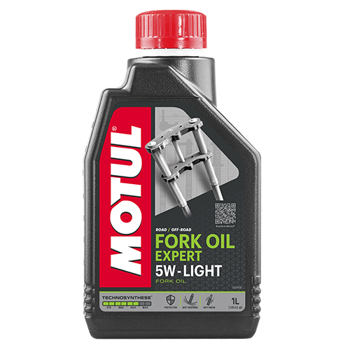 ACEITE SUSPENSION MOTUL FORK EXPERT SAE 5W 1L TECHNOSYNTHESE