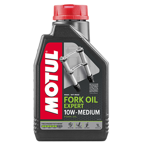 ACEITE SUSPENSION MOTUL FORK EXPERT SAE 10W 1L TECHNOSYNTHESE
