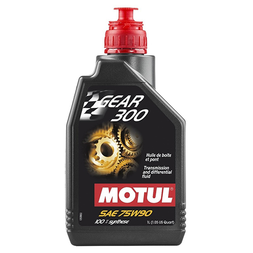 ACEITE TRANSMISION MOTUL GEAR 300 75W90 1L