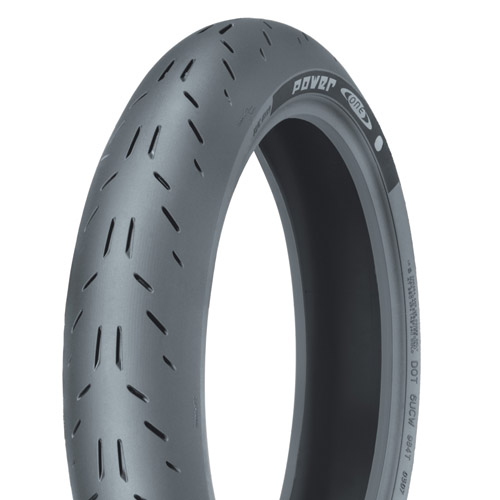 LLANTA DEPORTIVA MICHELIN 120/70 -17 POWER ONE 58W TL DEL ZR