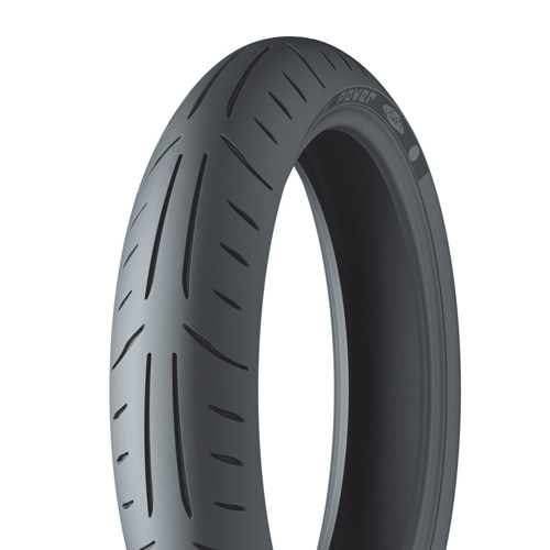 LLANTA DEPORTIVA MICHELIN 120/70 -17 POWER PURE 58W DEL ZR