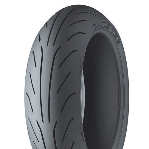 LLANTA DEPORTIVA MICHELIN 190/55 -17 POWER PURE 75W TRAS ZR