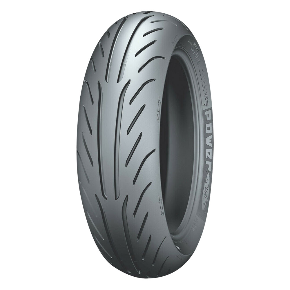 LLANTA MOTONETA MICHELIN 130/60 13 POWER PURE SC 53P  DEL/TRAS  TL