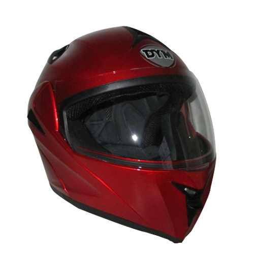 CASCO ABATIBLE DYM MD-D808 L ROJO