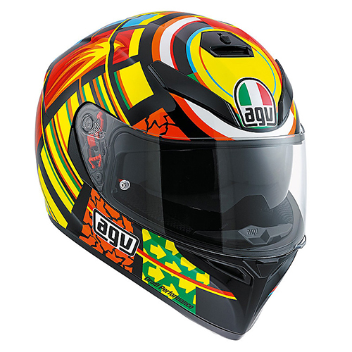 CASCO CERRADO AGV K-3 SV E2205 TOP-ELEMENTS XL AMA/NJA/NGO PINLOCK