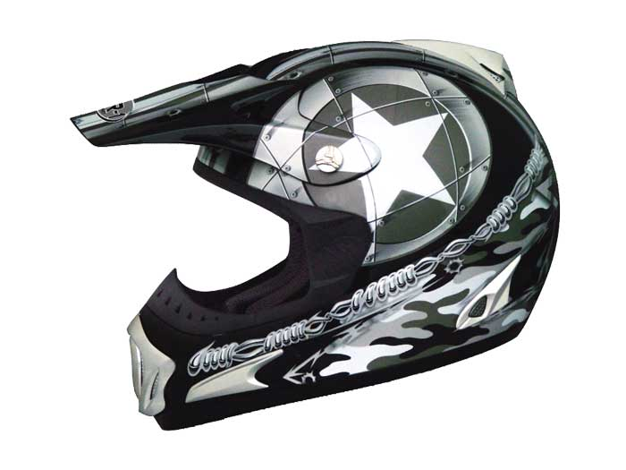 CASCO CROSS VR-1 TA-950/2 XS NGO/MATE