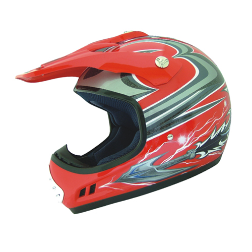 CASCO JUNIOR VR-1 TA-771/32 L ROJ/PLA