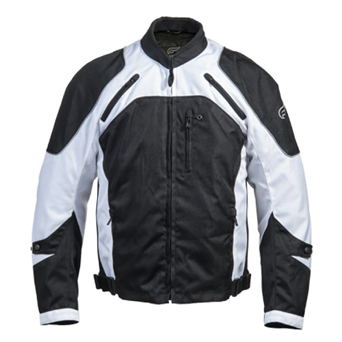 CHAMARRA DEPORTIVA FULMER L BLANCO TRACTION TEXTIL