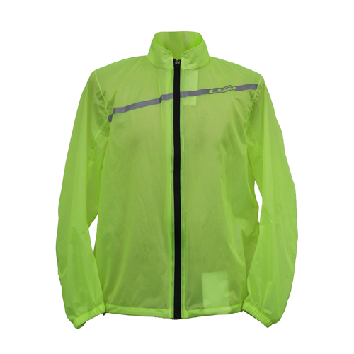IMPERMEABLE LS2 M AMARILLO FLUO COMMUTER LADY P/DAMA