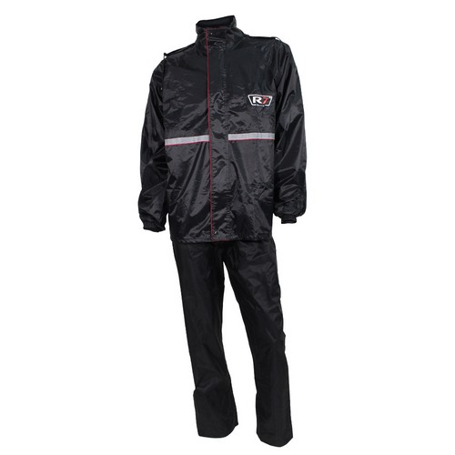 IMPERMEABLE R7 RACING M NEGRO