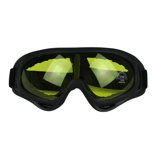 GOGGLE R7 RACING AMARILLO